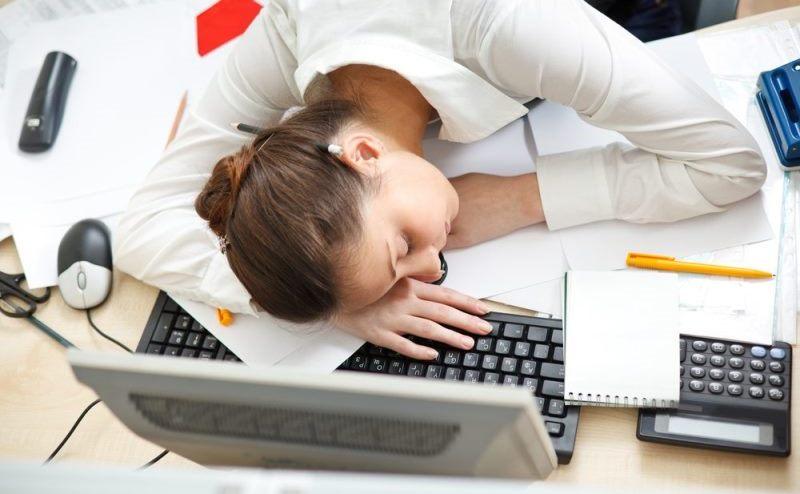 Баланс между работой и отдыхом