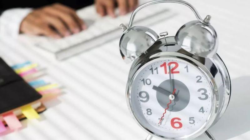 График работы и личного времени