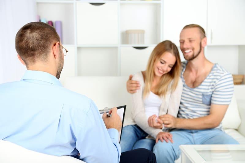 Помощь семейного психолога
