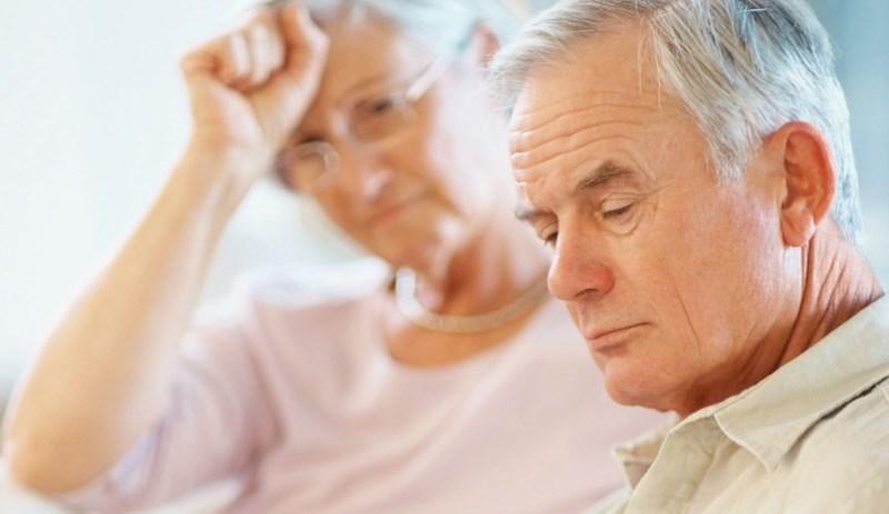 Психологический кризис в пожилом возрасте