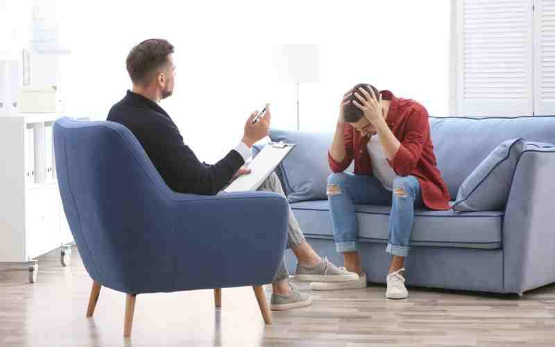 Психолог в кризисной ситуации