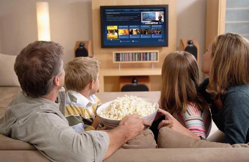 Семейный просмотр фильмов на карантине