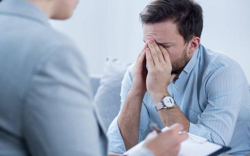 Услуги психолога при депрессии