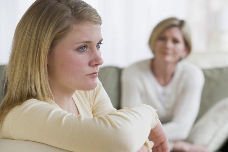 Обида на родителей: что делать?
