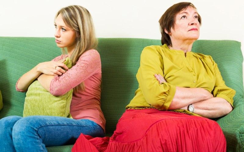 Обида на родителей во взрослом возрасте