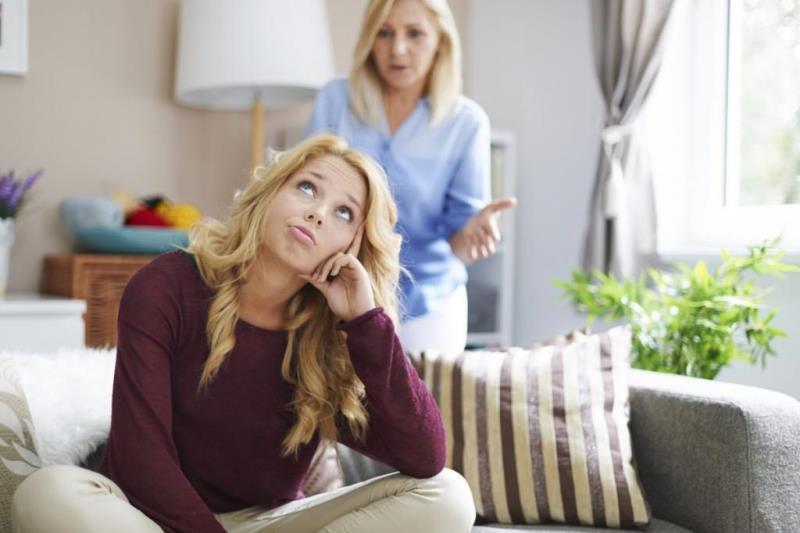 Почему дети обижаются на родителей?