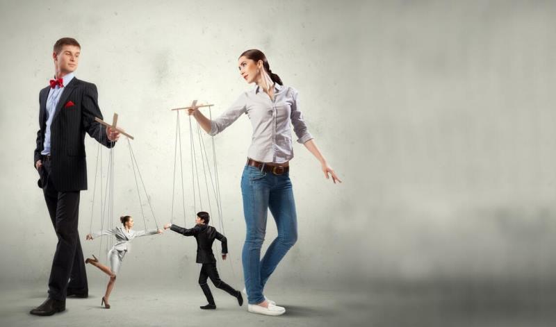 Созависимая модель отношений