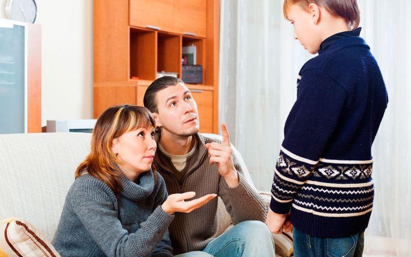 Воспитание в токсичной семье