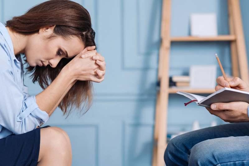 Боязнь посещения психолога
